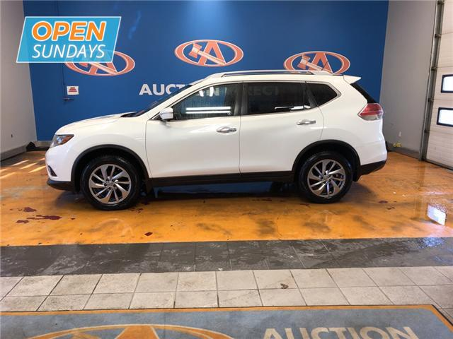 2015 Nissan Rogue SL (Stk: 15-753990) in Lower Sackville - Image 2 of 16