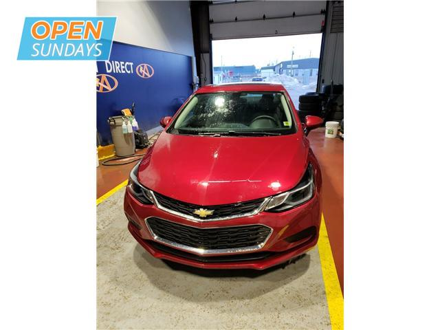 2017 Chevrolet Cruze LT Auto (Stk: 17-604601) in Moncton - Image 1 of 9