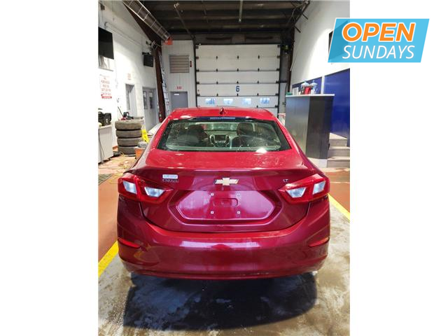 2017 Chevrolet Cruze LT Auto (Stk: 17-604601) in Moncton - Image 3 of 9