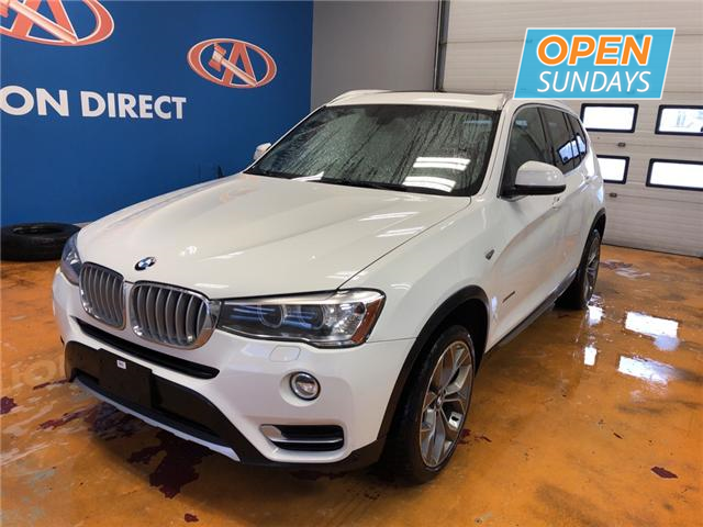 2016 BMW X3 xDrive28i (Stk: 16-D64644) in Lower Sackville - Image 1 of 16