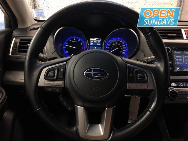 2016 Subaru Outback 3.6R Limited Package (Stk: 16-283293) in Lower Sackville - Image 13 of 16
