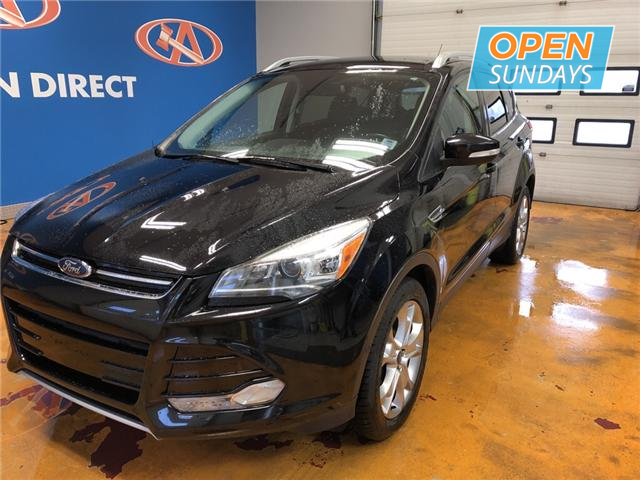 2016 Ford Escape Titanium (Stk: 16-B01279) in Lower Sackville - Image 1 of 15