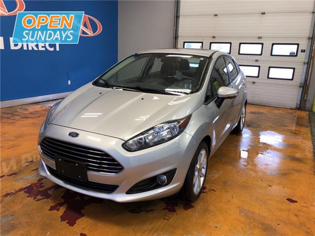 2014 Ford Fiesta SE (Stk: 14-223486) in Lower Sackville - Image 1 of 14