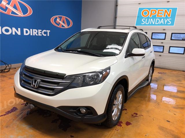 2014 Honda CR-V Touring (Stk: 14-130901) in Lower Sackville - Image 1 of 14