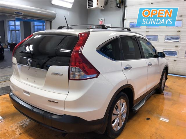 2014 Honda CR-V Touring (Stk: 14-130901) in Lower Sackville - Image 4 of 14