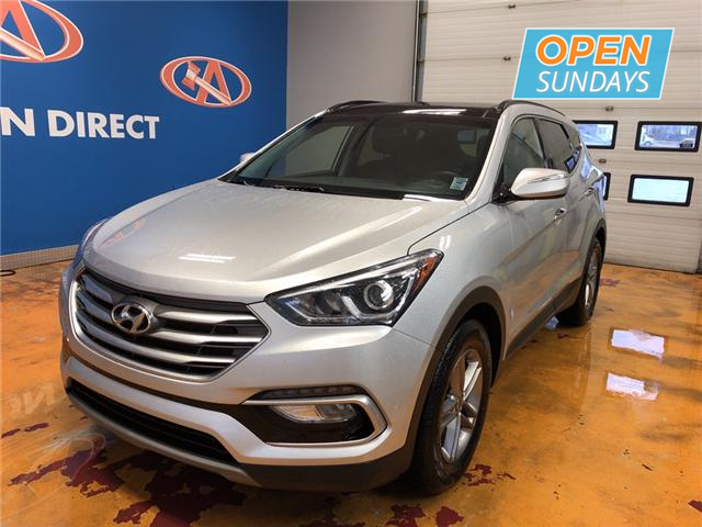Auction Direct Sackville >> 2018 Hyundai Santa Fe Sport 2.4 Premium AWD/ NAVI/ PANO ROOF/ HEATED LEATHER/ POWER LIFT GATE ...