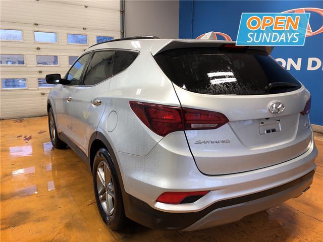 Auction Direct Sackville >> 2018 Hyundai Santa Fe Sport 2.4 Premium AWD/ NAVI/ PANO ROOF/ HEATED LEATHER/ POWER LIFT GATE ...