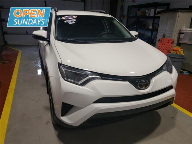 2018 Toyota RAV4 LE (Stk: 18-792787) in Moncton - Image 2 of 19