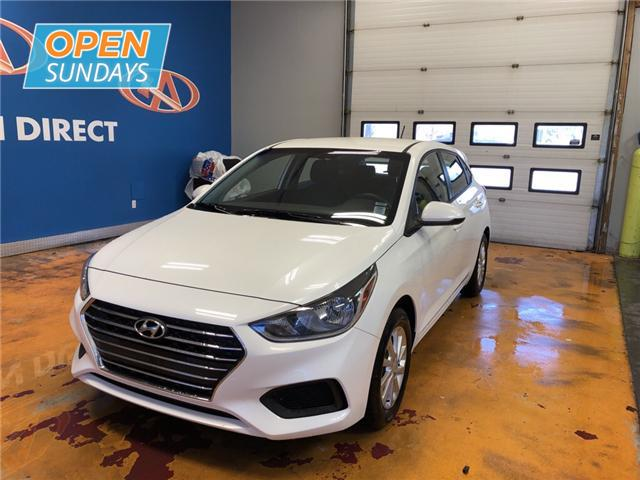 2018 Hyundai Accent LE (Stk: 18-036027) in Lower Sackville - Image 1 of 15