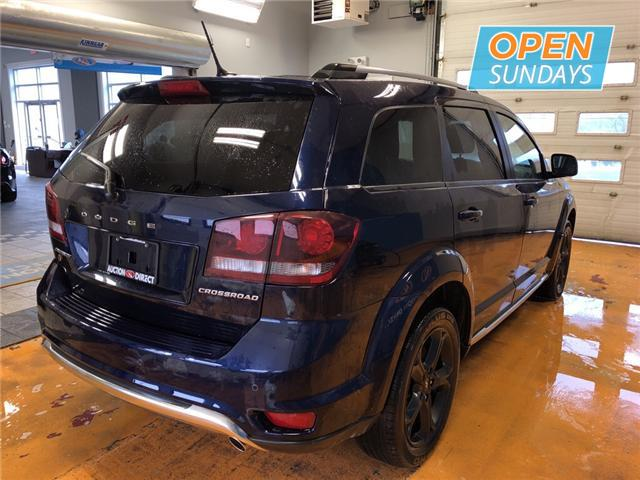 2018 Dodge Journey Crossroad (Stk: 18-260800) in Lower Sackville - Image 4 of 16