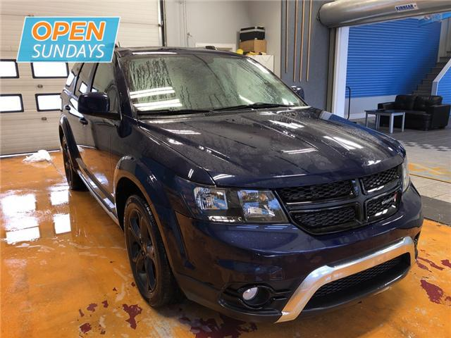 2018 Dodge Journey Crossroad (Stk: 18-260800) in Lower Sackville - Image 5 of 16