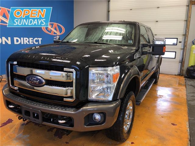2016 Ford F-250 Lariat (Stk: 16-A34446) in Lower Sackville - Image 1 of 16