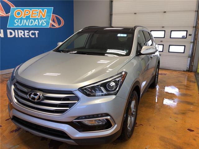 2018 Hyundai Santa Fe Sport 2.4 Premium (Stk: 18-557008) in Lower Sackville - Image 1 of 17