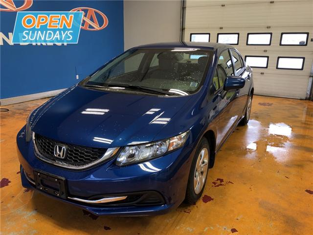 2014 Honda Civic LX (Stk: 14-036390) in Lower Sackville - Image 1 of 15