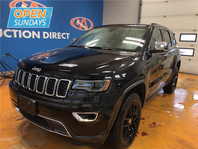 2017 Jeep Grand Cherokee Limited (Stk: 17-829704) in Lower Sackville - Image 1 of 17