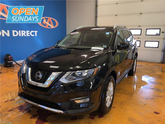 2018 Nissan Rogue SV (Stk: 18-739019) in Lower Sackville - Image 1 of 16