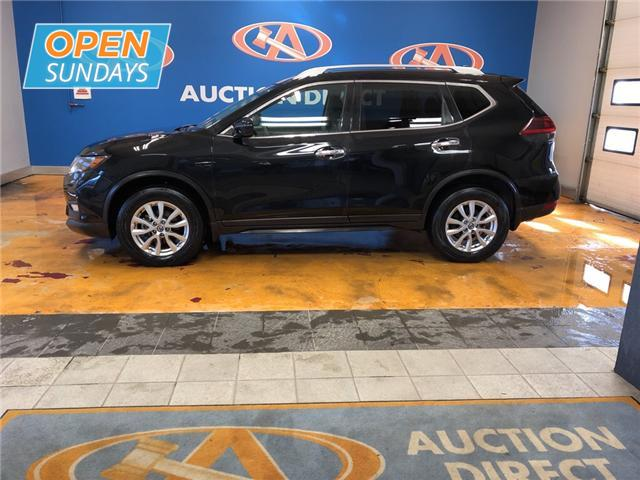 2018 Nissan Rogue SV (Stk: 18-739019) in Lower Sackville - Image 2 of 16