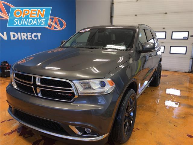 2016 Dodge Durango Limited (Stk: 16-484445) in Lower Sackville - Image 1 of 15