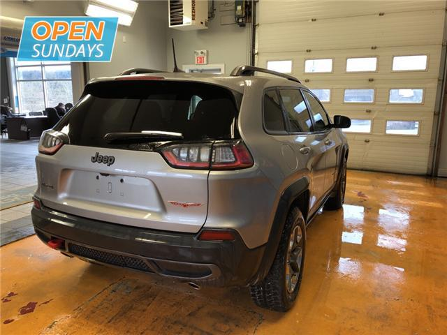 2019 Jeep Cherokee Trailhawk (Stk: 19-210244) in Lower Sackville - Image 4 of 16