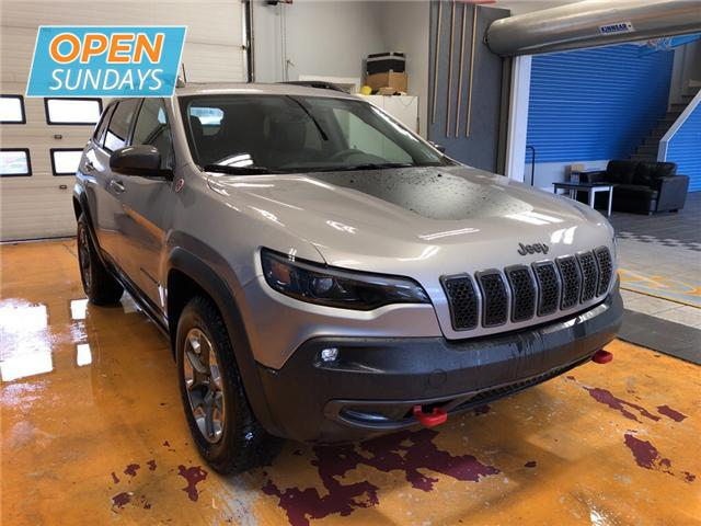 2019 Jeep Cherokee Trailhawk (Stk: 19-210244) in Lower Sackville - Image 5 of 16