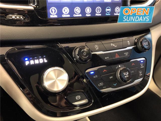 Auction Direct Sackville >> 2018 Chrysler Pacifica Touring-L Plus TV-DVD/ LEATHER/ HUGE PANO ROOF/ NAVI at $34500 for sale ...