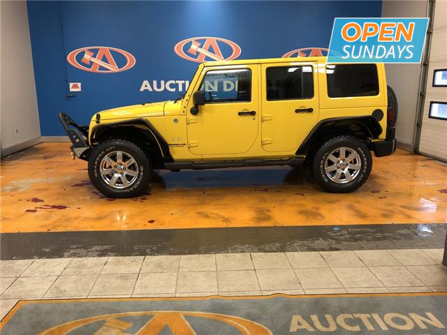 2015 Jeep Wrangler Unlimited Sahara (Stk: 15-637083) in Lower Sackville - Image 2 of 15