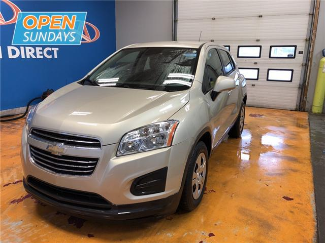 2016 Chevrolet Trax LS (Stk: 16-267584) in Lower Sackville - Image 1 of 15