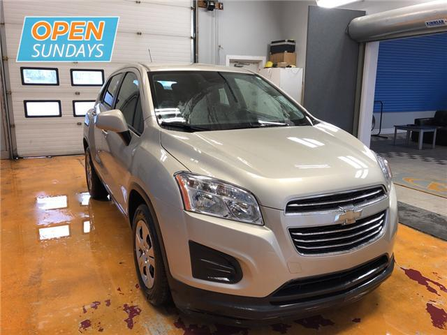 2016 Chevrolet Trax LS (Stk: 16-267584) in Lower Sackville - Image 5 of 15
