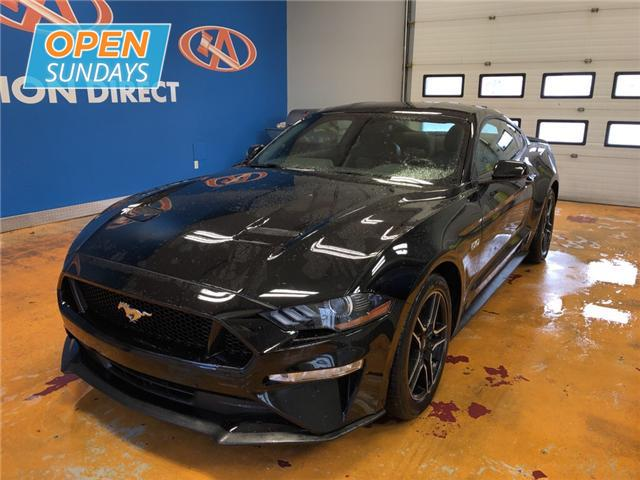 2018 Ford Mustang GT Premium (Stk: 18-160391) in Lower Sackville - Image 1 of 15