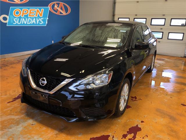 2016 Nissan Sentra 1.8 SV (Stk: 16-638001) in Moncton - Image 1 of 14