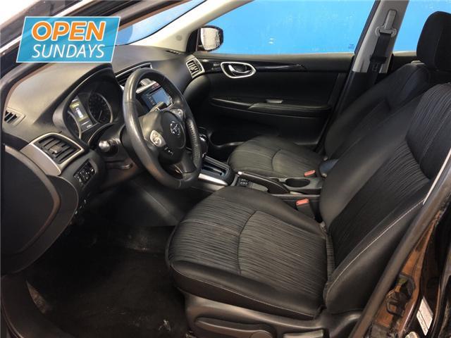 2016 Nissan Sentra 1.8 SV (Stk: 16-638001) in Moncton - Image 6 of 14