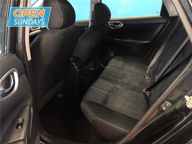 2016 Nissan Sentra 1.8 SV (Stk: 16-638001) in Moncton - Image 8 of 14