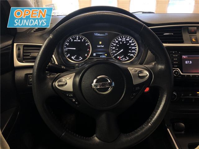 2016 Nissan Sentra 1.8 SV (Stk: 16-638001) in Moncton - Image 12 of 14