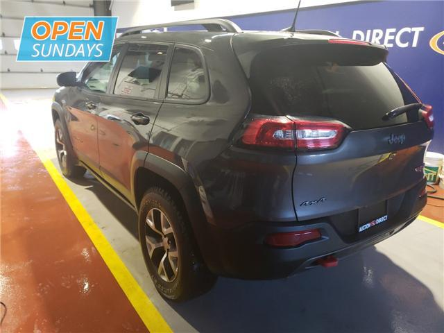 2018 Jeep Cherokee Trailhawk (Stk: 18-608068) in Moncton - Image 8 of 23