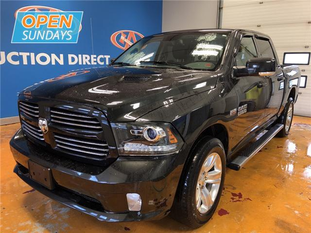 2017 RAM 1500 Sport (Stk: 17-552524) in Lower Sackville - Image 1 of 5