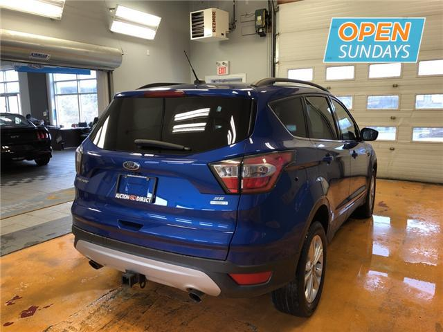 2017 Ford Escape SE (Stk: 17-A66489) in Lower Sackville - Image 4 of 16