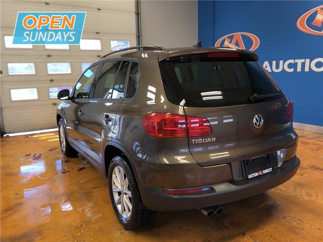 2015 Volkswagen Tiguan Comfortline (Stk: 15-058515) in Lower Sackville - Image 3 of 17