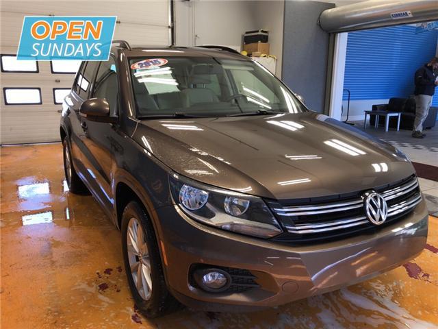 2015 Volkswagen Tiguan Comfortline (Stk: 15-058515) in Lower Sackville - Image 5 of 17
