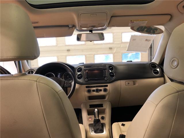 2015 Volkswagen Tiguan Comfortline (Stk: 15-058515) in Lower Sackville - Image 9 of 17