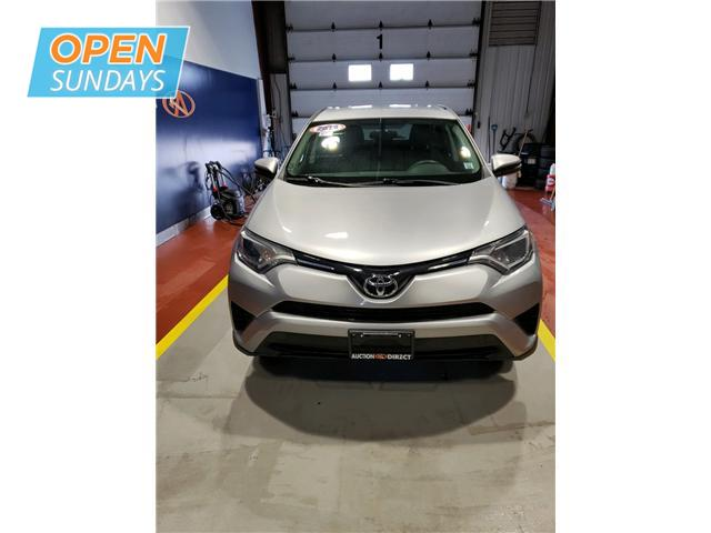 2016 Toyota RAV4 LE (Stk: 16-440231) in Moncton - Image 1 of 9