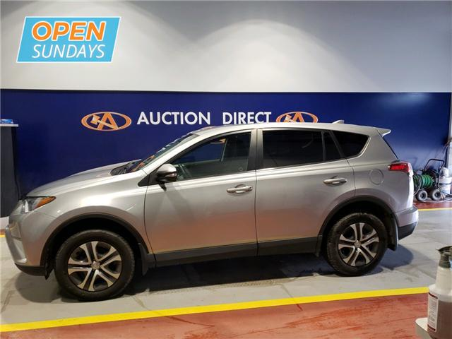 2016 Toyota RAV4 LE (Stk: 16-440231) in Moncton - Image 2 of 9