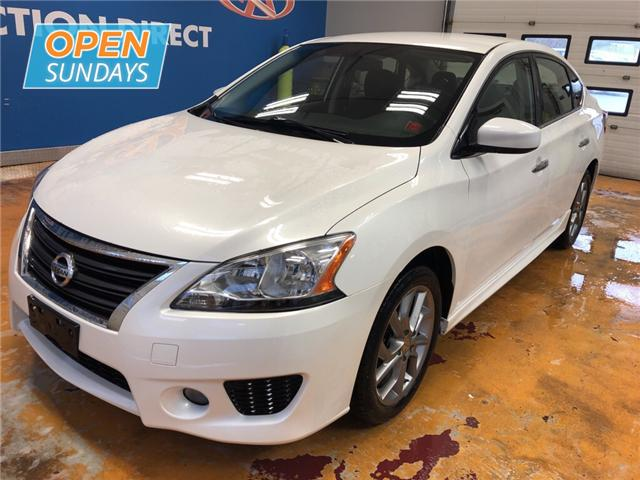 2014 Nissan Sentra 1.8 SV (Stk: 14-648563) in Lower Sackville - Image 1 of 15
