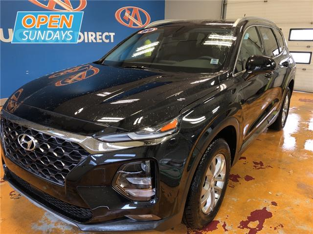 2019 Hyundai Santa Fe ESSENTIAL (Stk: 19-053225) in Lower Sackville - Image 1 of 16