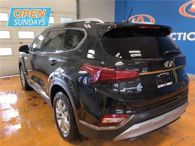 2019 Hyundai Santa Fe ESSENTIAL (Stk: 19-053225) in Lower Sackville - Image 3 of 16