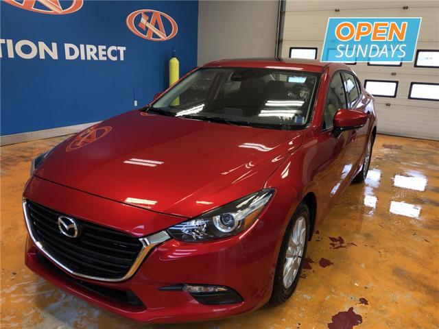 2018 Mazda Mazda3 GS (Stk: 18-161734) in Lower Sackville - Image 1 of 11
