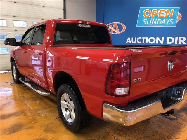 Auction Direct Sackville >> 2016 RAM 1500 SLT HEMI/ 4X4/ CREW! at $27700 for sale in Lower Sackville - Halifax Auction Direct
