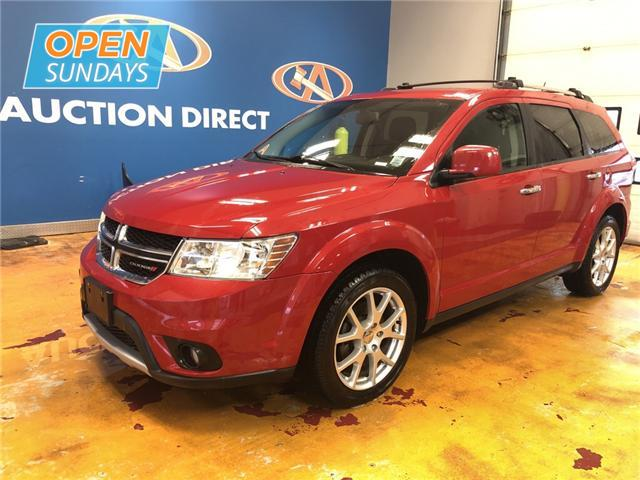 2016 Dodge Journey R/T (Stk: 16-106019) in Lower Sackville - Image 1 of 12