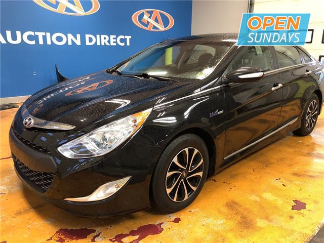 2015 Hyundai Sonata Hybrid Limited (Stk: M35910A) in Moncton - Image 1 of 19