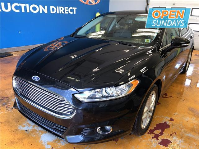 2015 Ford Fusion SE (Stk: 15-119530) in Lower Sackville - Image 1 of 15