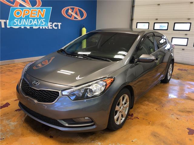 2015 Kia Forte 2.0L EX (Stk: 15-260523) in Lower Sackville - Image 1 of 14
